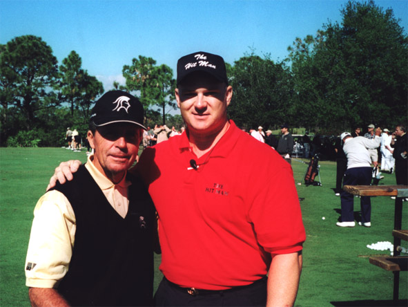 "Gary Player (PGA legend) - ""Fantastic, the best I have ever seen."""