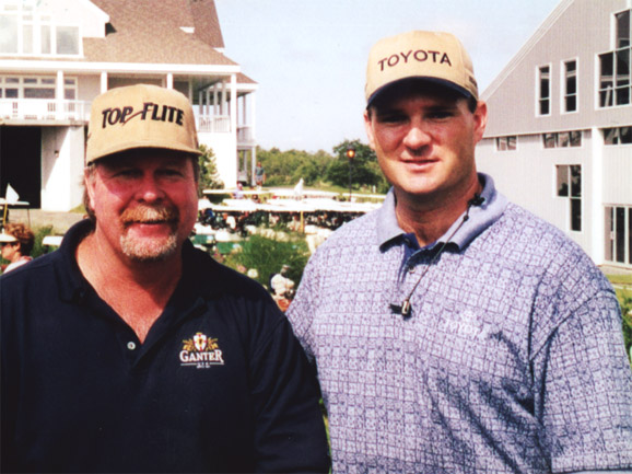 "Craig Stadler (PGA and Champions tour star) - ""The Hit Man is the best show in golf."""