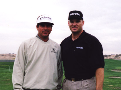 "Fred Couples (PGA super star) - ""Wow, your show is incredible.  Great job."""