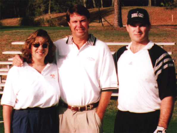 "Paul Azinger (PGA Tour Star) - ""Awesome hand-eye coordination!  An amazing show""."