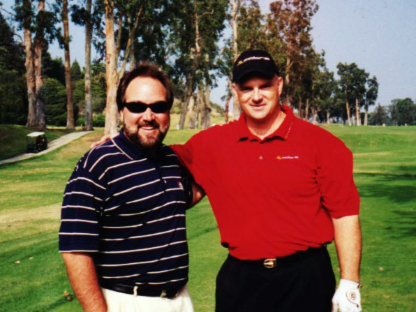 "Richard Karn (Actor) - ""Absolutely the most entertaining golf show that I have ever seen."""