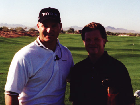"""Tom Kite (PGA tour star) - """"That was truly amazing, great show."""""""